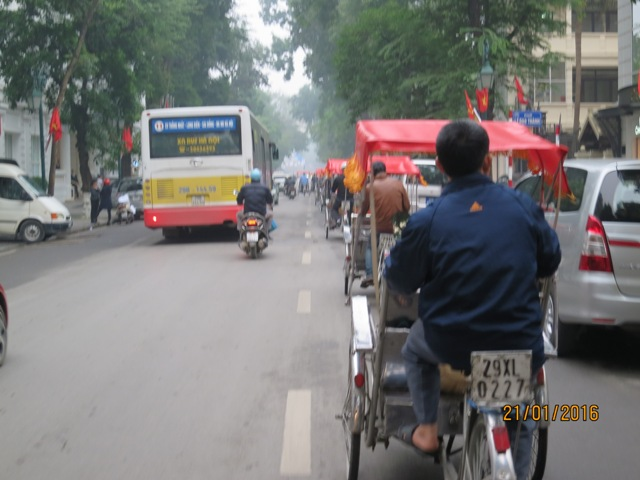 Rickshaw ride7