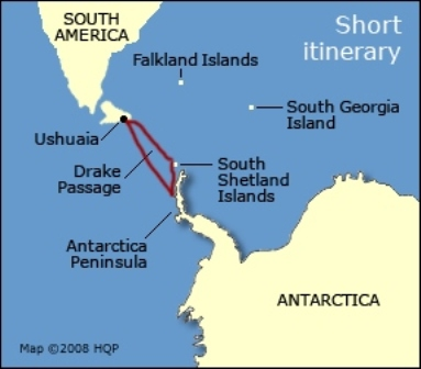 Antarctic cruise 2