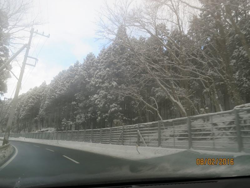 Drive to Yamanakako3