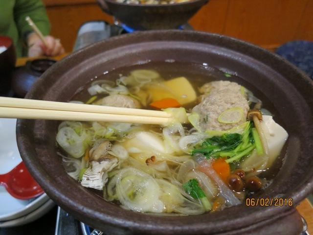 Fuji dinner7