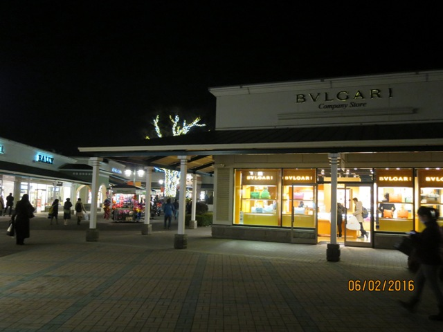 Gotemba outlet night10