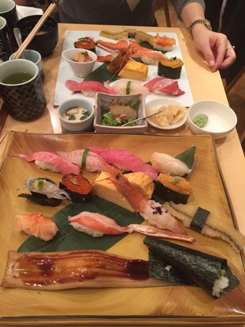 Midori Sohonten dinner 6
