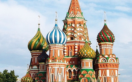 Planning starts for our Russiatrip