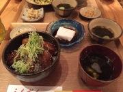 Urizn Okinawa dinner 1