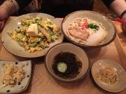 Urizn Okinawa dinner 2