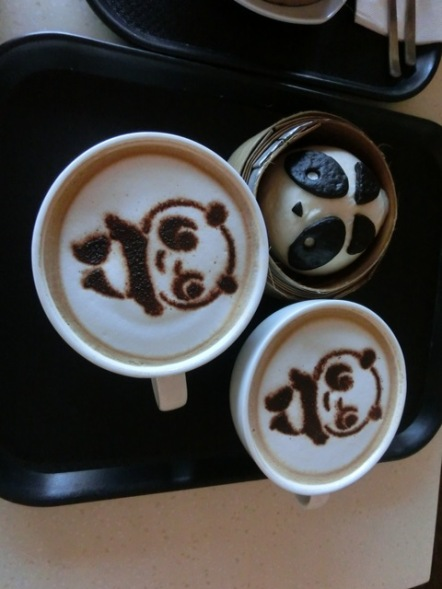 Brunch in Panda Cafe12