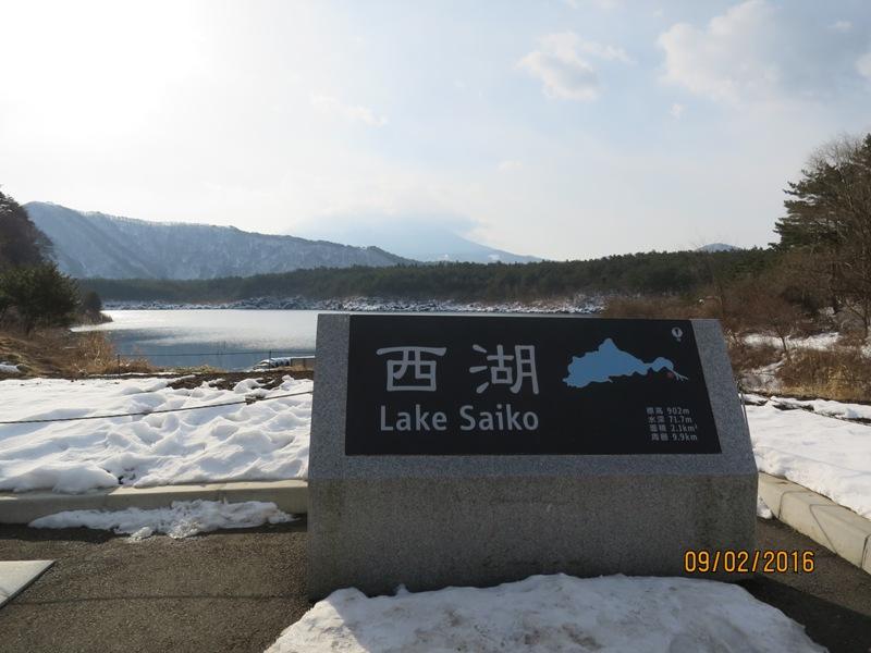 Lake Saiko View