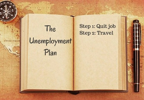 About that quitting your job to travel…
