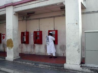 Singapore Phone booth2