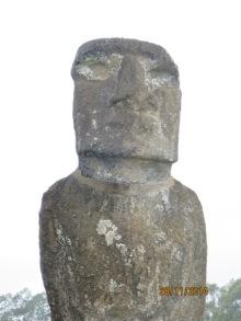 Akivi Moai 15