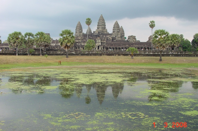 Ancient Khmer wonders