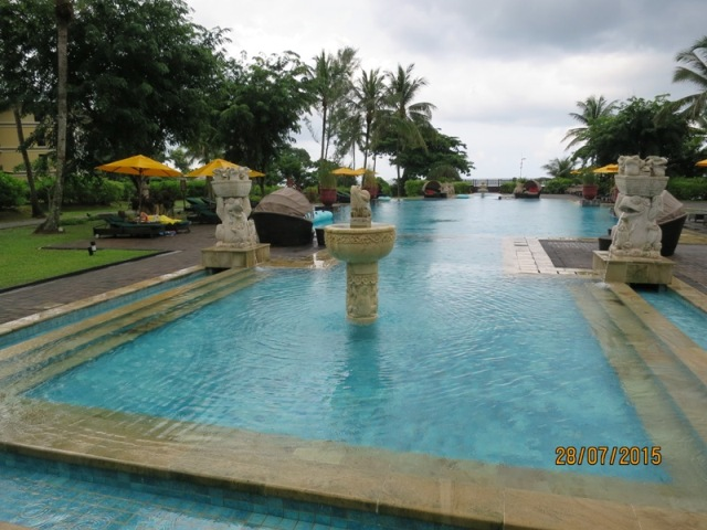 Angsana Swimming Pool11