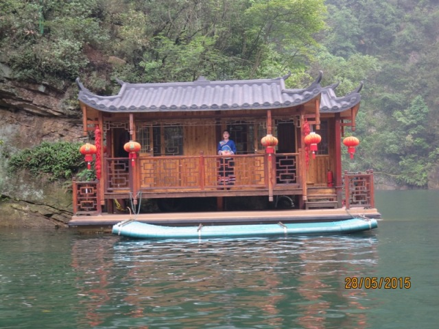 Bao Feng Lake Cruise21
