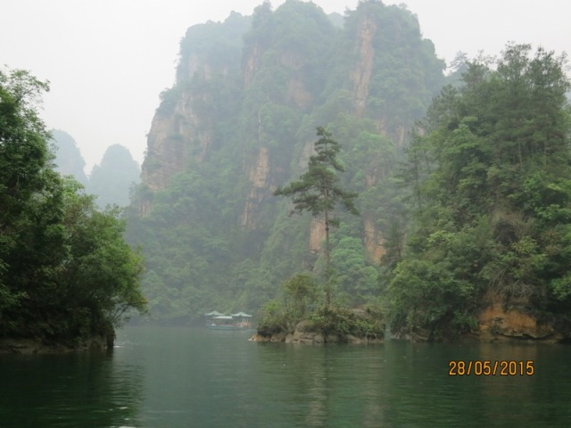 Bao Feng Lake Cruise25