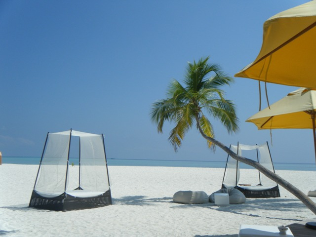 YOLO luxe in theMaldives