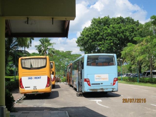 Bintan ferry terminal 4