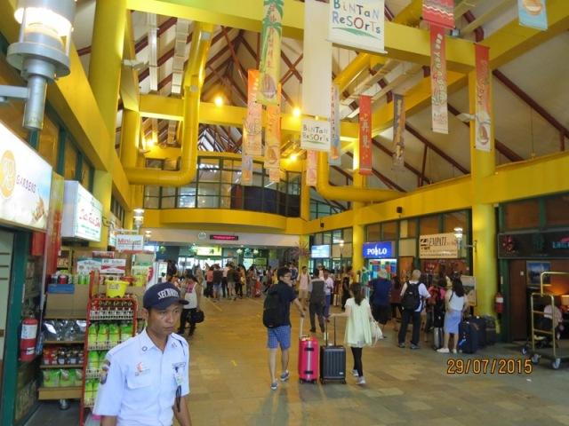Bintan ferry terminal shops2