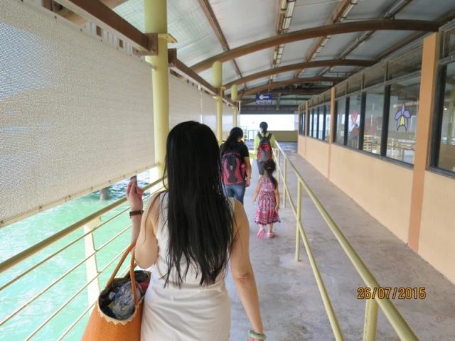 Boarding for Bintan1