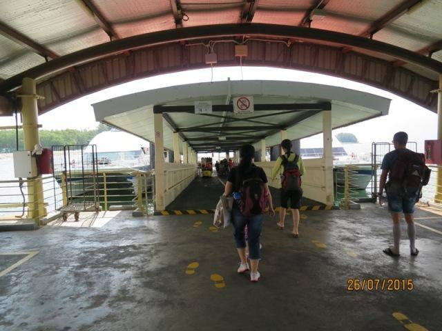 Boarding for Bintan2