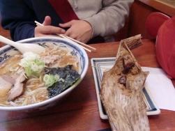 Breakfast at Karuizawa stn1