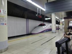 Bullet train to Karuizawa3