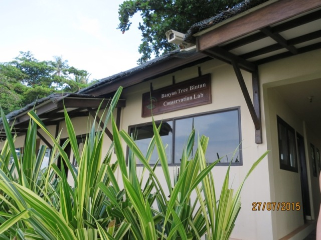 Conservation centre