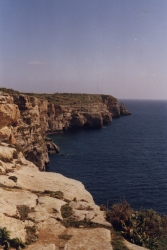 Dingli cliffs 1