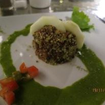 Dinner at El Mapi hotel1