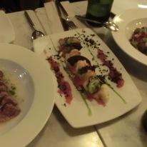 Dinner at Sagra2