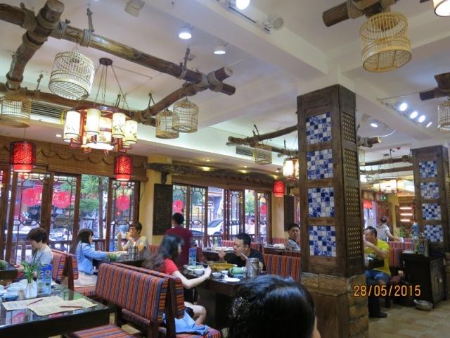 Dinner in Feng Huang1