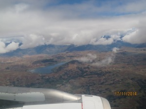Flying to Cusco20