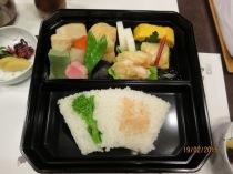 Ginza Unagi lunch2