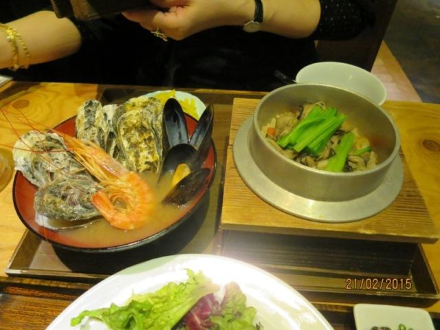 Haneda Crab & lotus udon4