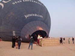 Hot Air balloon takeoff9