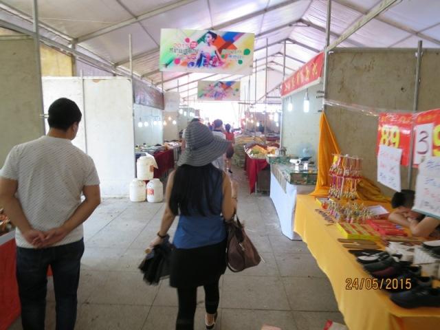 Jing Zhou food bazaar1
