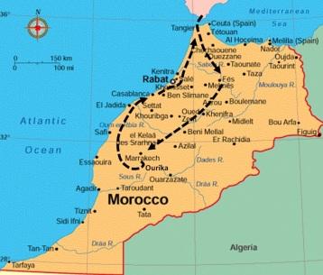 Journey Morocco