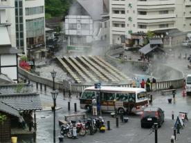 Kusatsu Spa town4