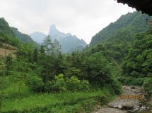 Laodaowan Canyon entrance2