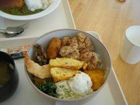 Late lunch at Kurobe3