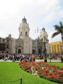 Lima Main Cathedral2