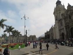 Lima main square2