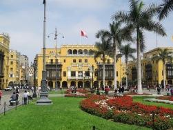 Lima main square3