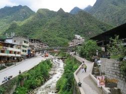Machu Picchu town