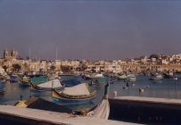 Marsaxlokk Bay 3