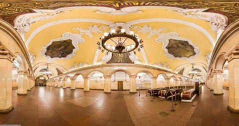 Moscow Metro 1