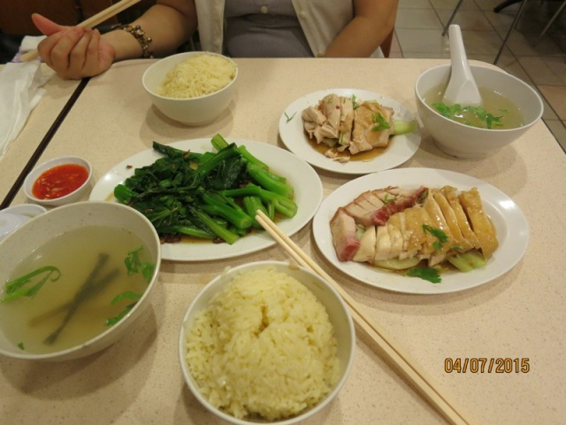 Nam Keong Chicken rice3