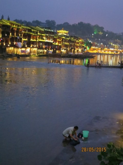Night in Old Feng Huang11