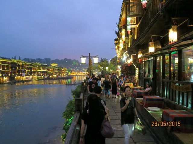 Night in Old Feng Huang13