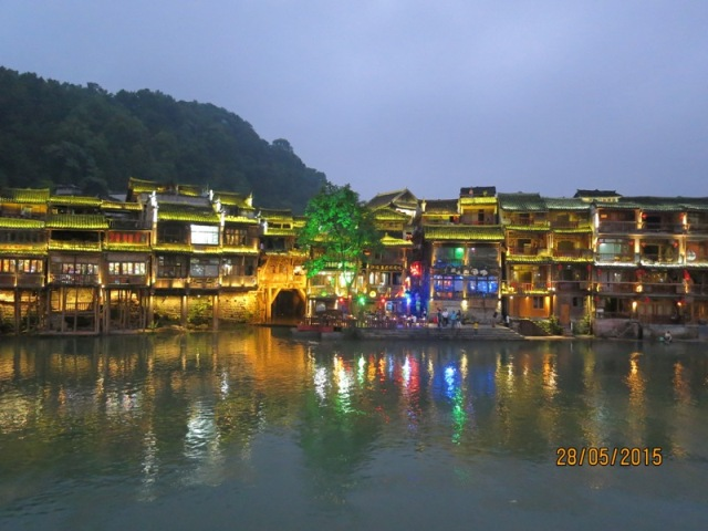 Night in Old Feng Huang3