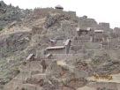 Qantusraqay Inca town11